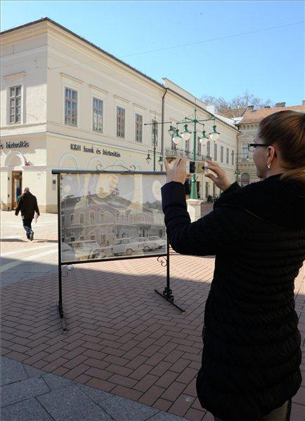 Szeged utcaképek