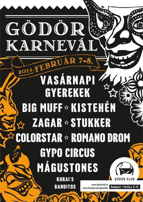 godor karneval 2014