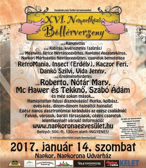 bollerverseny napkoron 2017 program