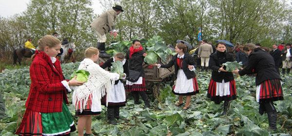 Híres Szárhegyi Káposztavásár és Fesztivál - Fotó: visitinharghita.ro