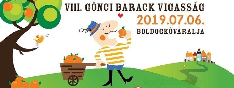 Gönci Barack Vigasság fesztivál