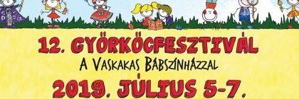 Győrkőcfesztivál 2019