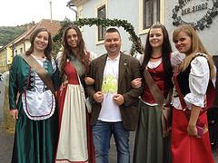 Tokaj – Guinness-rekord és a város nyáron